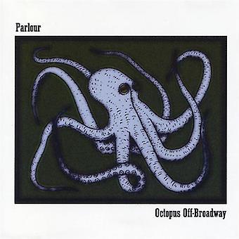 Parlour - Octopus Off Broadway [CD] Usa import