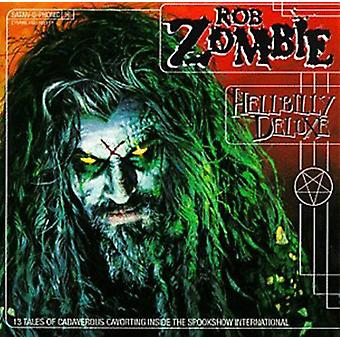 Rob Zombie - Hellbilly Deluxe [CD] USA import