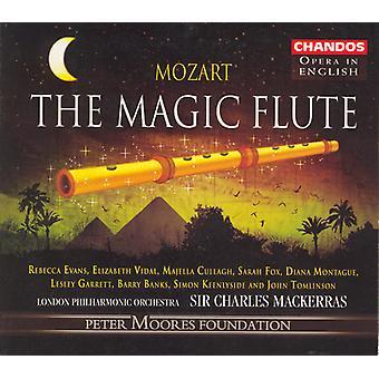 W.a. Mozart - Mozart: The Magic Flute [CD] USA import