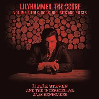 Lilyhammer: Score 2: Folk Rock Rio Bits & Pieces [CD] USA import