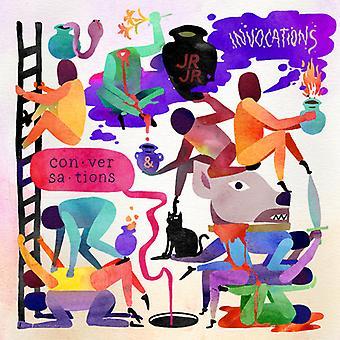 Invocations / Conversations [CD] USA import