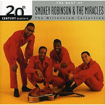 Smokey Robinson & the Miracles - Millennium Collection-20th Century Masters [CD] USA import