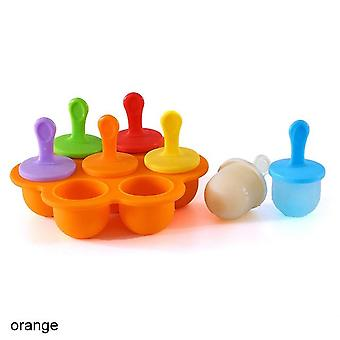 Gelato - Ice Pops Mold Portable Food Grade Popsicle Mould Ball Maker