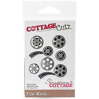 Scrapping Cottage CottageCutz Film Reels