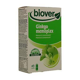 Ginkgo Memoplex 45 capsules