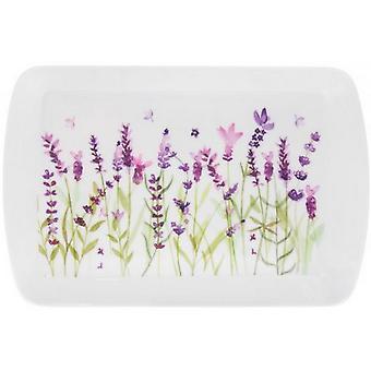 Lavender Tea Tray