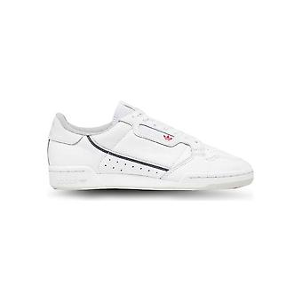 Adidas - Shoes - Sneakers - EE5342_Continental80 - Unisex - White - UK 9.0