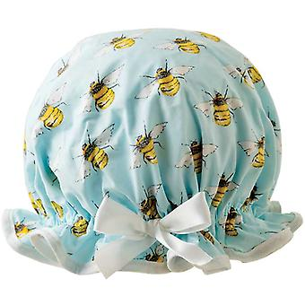 Dilly Daydream Bumble Bee Shower Cap