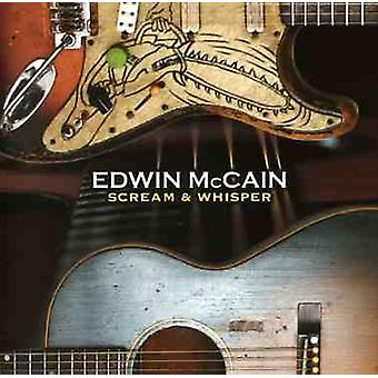 Edwin McCain - Scream & Whisper [CD] USA import
