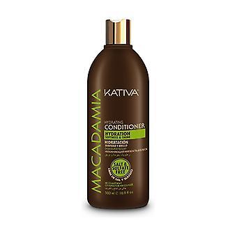 Kativa Macadamia Hyd Cond 500 ml