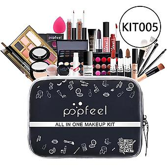 Make Up Set Cosmetics Kit(eyeshadow Lipstick,eyebrow,bb Cream,face