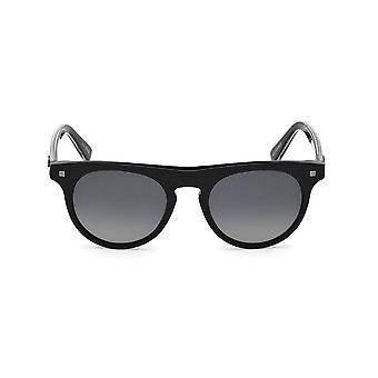 Ermenegildo Zegna - accessories - sunglasses - EZ0095_01D - men - black,gray