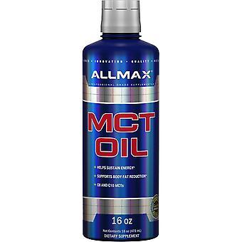 ALLMAX Nutrition, MCT Oil, 16 fl oz (473 ml)