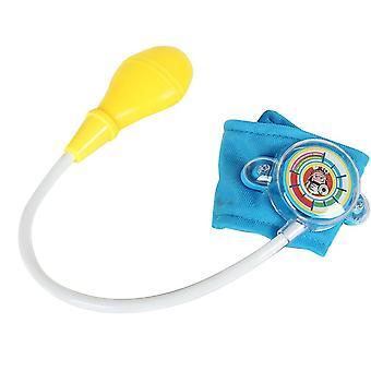 Bambini Pressione Sanguigna Playset Ruolo Gioco Simulazione Stetoscopio Medical Educational Learning Giocattoli