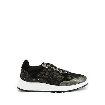 Liu Jo - Sapatos - Tênis - B69009-TX048_00529 - Senhoras - preto,ouro - EU 35