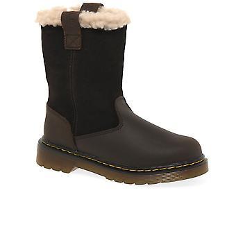 Dr. Martens Juney WP Fete Junior Boots