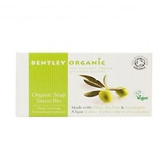 Bentley Organic - Deep Cleansing Soap 150g