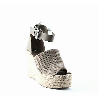 Marc Fisher LTD | Adalyne Suede Perforated Wedge Sandals