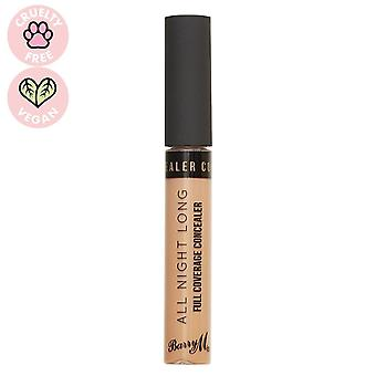 Barry M All Night Long Concealer - Hazelnut