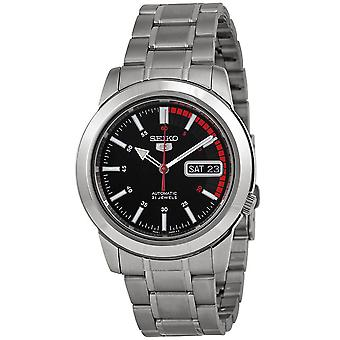 Seiko 5 Gent Watch SNKK31K1 - Stainless Steel Gents Automatic Analogue
