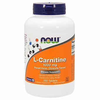 Agora Foods L-Carnitina, 1000 mgs, 100 Guias