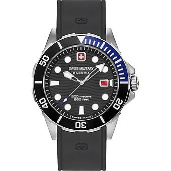SWISS MILITARY-HANOWA - Montre - Homme - DIVER OFFSHORE - 06-4338.04.007.03