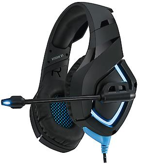 Stereo gaming headphones - headset with microphone - Adesso Xtream G1