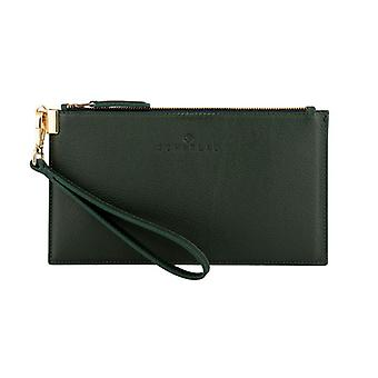Clutch -gold Limited Edition - Nahka pieni käsilaukku