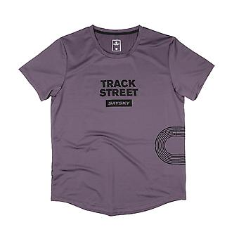 SAYSKY Unisex Track Street Combat Running T-Shirt