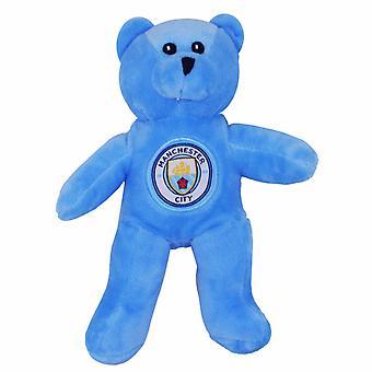 Manchester City FC officiel Crest Design Bear