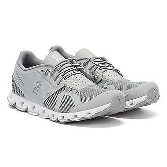 On Running The Cloud Womens Slate Grey Trainers
