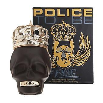 Politie to be the King Eau de Toilette Spray 40ml