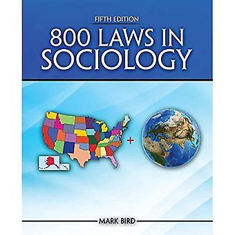 800 SOSIOLOGIAN LAKIA