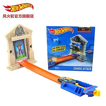 Hot Wheels Accessories  Track Toy Model Plastic Miniatures Cars Track