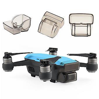 Kuuqa gimbal kameran suojus suoja linssin suojus edessä 3D anturi järjestelmä näyttö kansi drone accesso