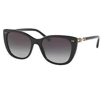 Bvlgari Bv8220 501/8g 54 Grey And Black Ladies Sunglasses