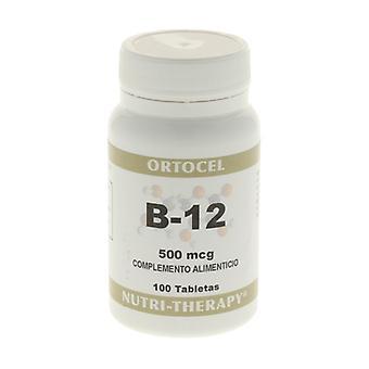 B12 vitamin 100 tablets