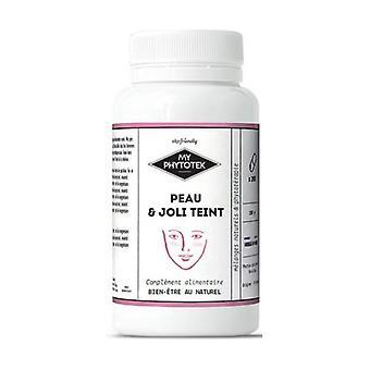 Non-organic skin & healthy glow 120 capsules of 265mg
