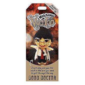 Watchover Voodoo Dolls Good Doctor Keyring Bag Tag