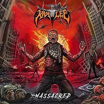 Massacred [CD] USA import