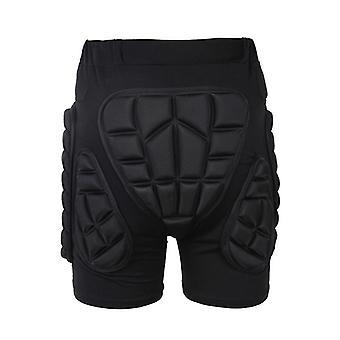 Elastic Comfortable Butt Protective Short Pants For Skating Snowboard Mountain