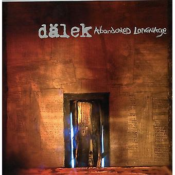 Dalek - Abandoned Language [CD] USA import