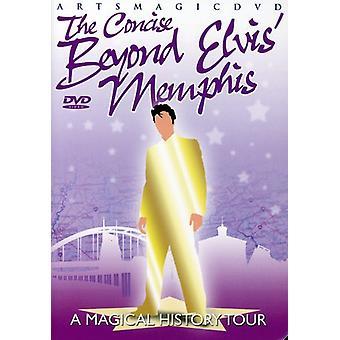 Koncis bortom Elvis Memphis [DVD] USA import