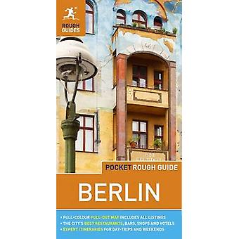 Pocket Rough Guide Berlin by Rough Guides - 9780241204191 Book