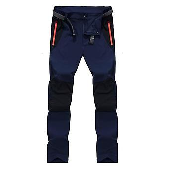 Tactical Waterproof Pants, Men Cargo Spring Summer Quick Dry Trousers