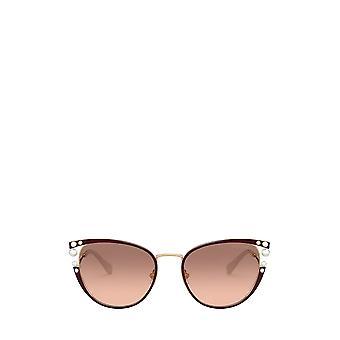 Miu Miu MU 62VS bordeaux gafas de sol femeninas