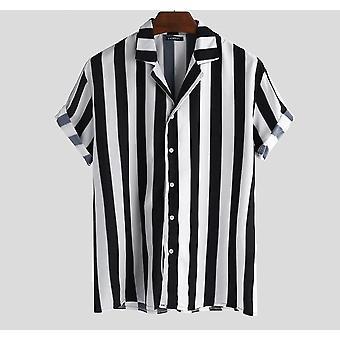 Kurzarm Button Marke Shirt