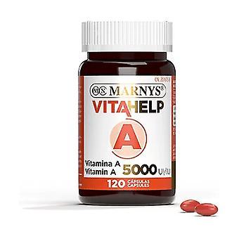Vitahelp Vitamin A 5000 IU 120 softgels