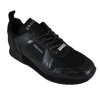 Cruyff lusso black - men's footwear