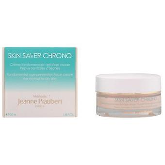 Jeanne Piaubert Skin Saver Chrono Fundamental age-prevention face cream - For normal to dry skin
